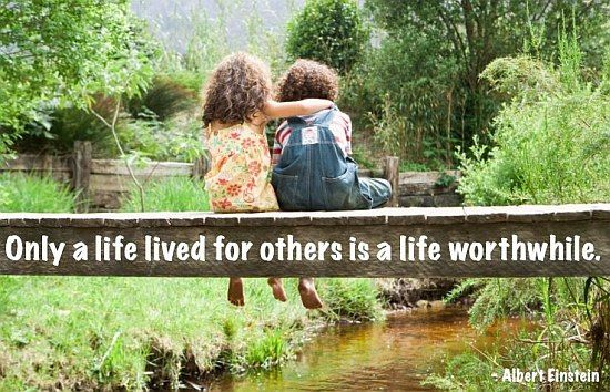 Living-for-others-Quote