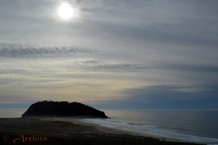 Point Sur Landscape
