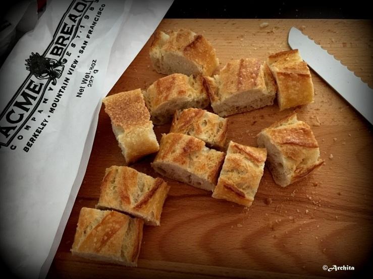 Acme sour baguette